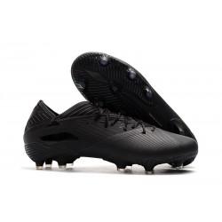 Chaussures de football adidas Nemeziz 19.1 FG Noir