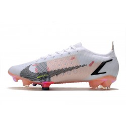 Chaussure Nike Mercurial Superfly 7 Elite SE FG Rose Or