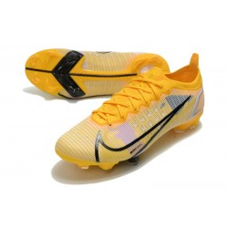 Nike Mercurial Superfly VII Elite SG PRO AC Noir Orange Blanc