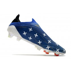 Nike Mercurial Superfly VII Elite Dynamic Fit FG ACC Blanc Cramoisi Noir