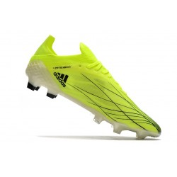 Crampons de Football adidas Copa 20+ FG Rouge Blanc Noir