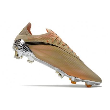 Crampons de Football adidas Copa 20+ FG Blanc Noir Vert