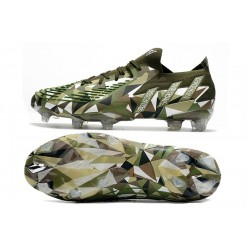 Crampon Nike Mercurial Superfly VII Elite DF FG Noir Or
