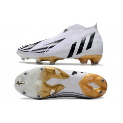 Crampon de Foot Nike Phantom GT Elite FG Noir Rouge Chili Gris Fumee