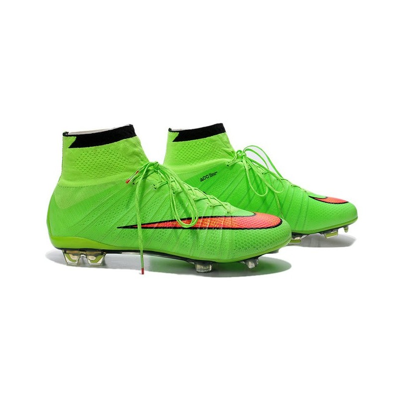 Nouvelles Nike Chaussures Football Mercurial Superfly FG ACC