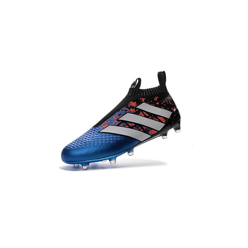 Fg Chaussures Control Football Adidas Bleu Homme Ace16Pure v80OmnNyw