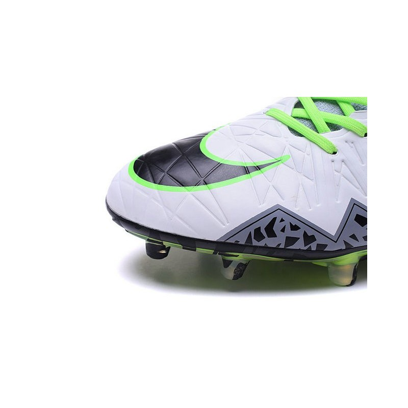 Fg Noir Chaussure Vert Blanc Phantom Acc Nike Hypervenom 2 Neymar OPkn0w