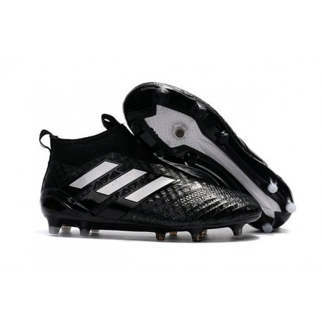 adidas Ace17+ PureControl FG Chaussures Football Noir Or