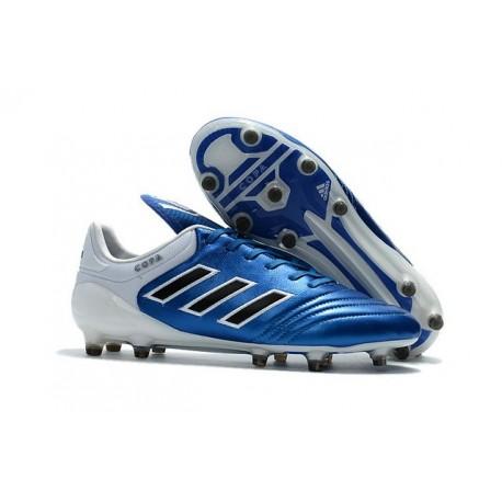 Crampon de Foot Nouvelle adidas Copa 17.1 FG Bleu Noir