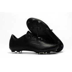 Chaussures de Football Nouveau Nike Mercurial Vapor 11 FG Tout Noir