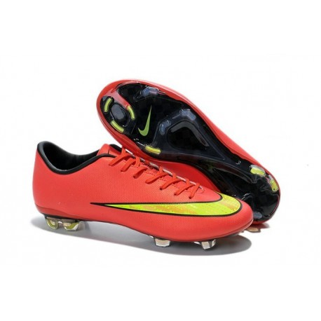 chaussure foot nike synthetique