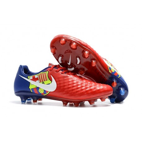 Nike Magista Opus 2 FG Chaussure Homme - FC Barcelona