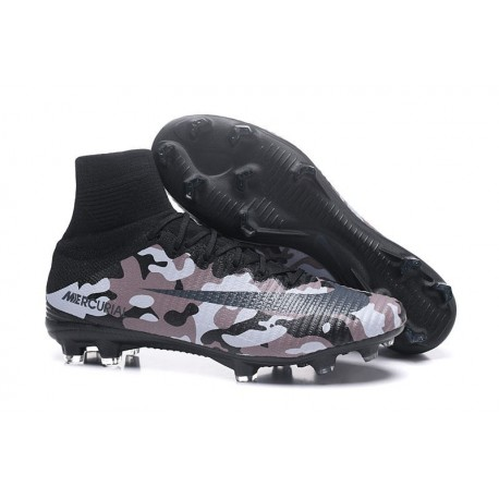 Nike Chaussure Nouveau Mercurial Superfly 5 FG - Camo