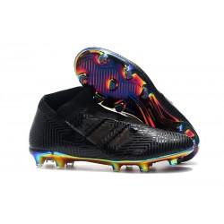adidas Crampons de Football Nemeziz 18+FG - Noir