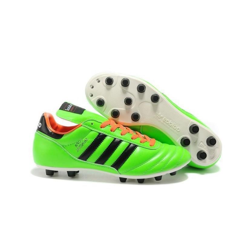 competitive price 6cf8d 01d9b Copa Vert Adidas Chaussures Fg Crampons Moulés De À Mundial Foot OAHdwq