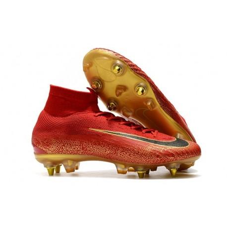 Cristiano Ronaldo CR7 Nike Mercurial Superfly 6 Elite SG-PRO Anti Clog