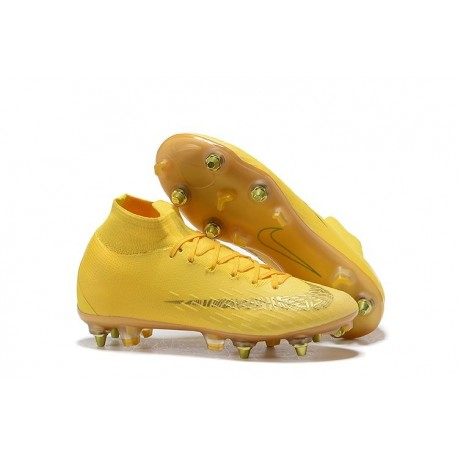 Nike Mercurial Superfly 360 Elite SG-PRO AC - Jaune Or