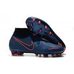 Nike Phantom Vsn Elite DF FG Crampons de Foot - Fully Charged