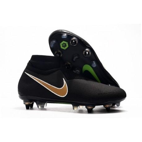 Nike Phantom VSN Elite DF SG-Pro AC Noir Or