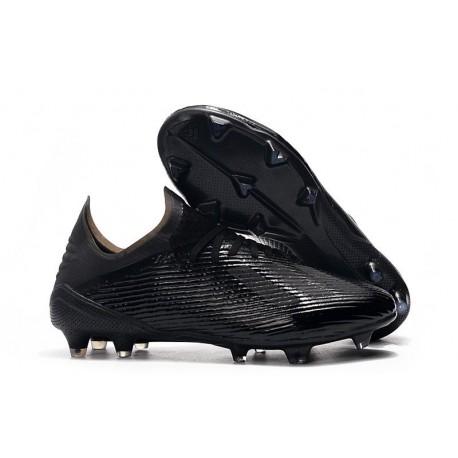 Chaussures adidas X 19.1 FG Nero