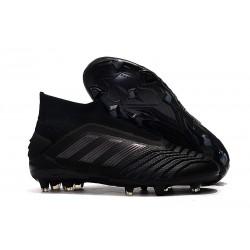 Chaussures Homme adidas Predator 19+ FG Noir